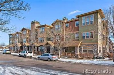 Englewood Condo/Townhouse Under Contract: 15455 Canyon Rim Drive #307