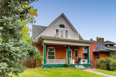 Boulder Single Family Home Active: 1521 9th Street
