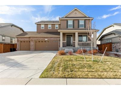 Aurora Single Family Home Under Contract: 463 North Jamestown Way