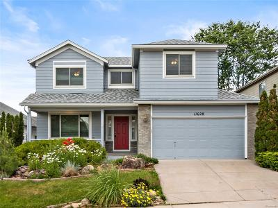 Jefferson County Single Family Home Active: 11628 West Coal Mine Drive