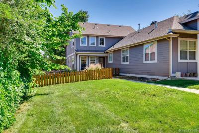 Lafayette Condo/Townhouse Under Contract: 722 East Baseline Road