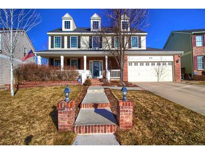 Highlands Ranch Single Family Home Under Contract: 2121 West Maples Place