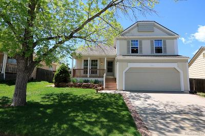 Littleton Single Family Home Under Contract: 9860 Fairwood Street