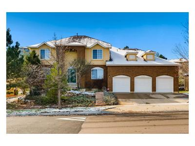 Peregrine Single Family Home Under Contract: 8020 Orchard Path Road