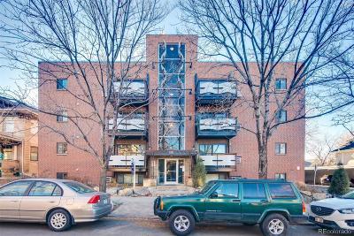 Condo/Townhouse Under Contract: 1245 Columbine Street #403
