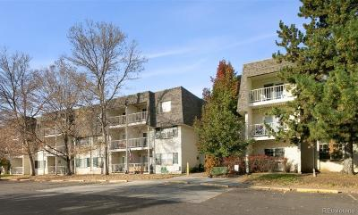 Denver CO Condo/Townhouse Under Contract: $152,500