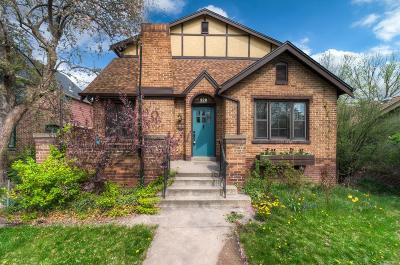 Single Family Home Under Contract: 928 Fillmore Street