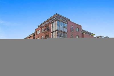 Denver Condo/Townhouse Active: 191 Clayton Lane #205