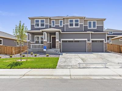 Adams County Single Family Home Active: 4968 East 142nd Avenue