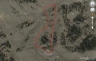 Hartsel Residential Lots & Land Active: 83 Victor Drive