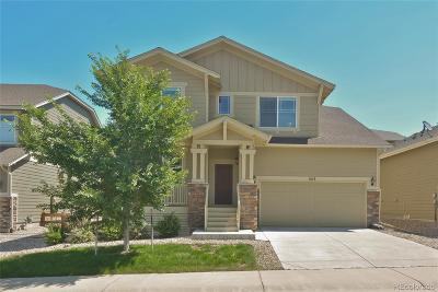 Meadows, The Meadows Single Family Home Active: 3028 Trailblazer Way