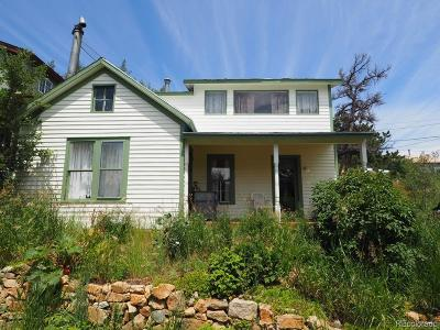 Boulder County Single Family Home Active: 19 Modoc Street
