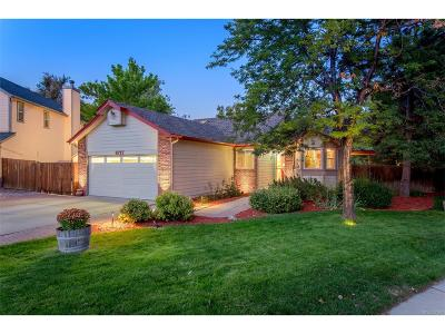 Lakewood Single Family Home Active: 6717 West Mexico Place