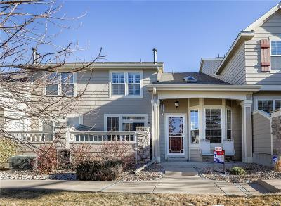 Highlands Ranch Condo/Townhouse Under Contract: 6308 Trailhead Road