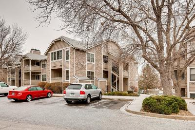 Littleton Condo/Townhouse Active: 8376 South Upham Way #B108