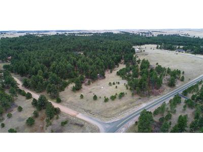 Franktown CO Residential Lots & Land Active: $299,900