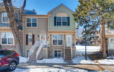 Lakewood Condo/Townhouse Under Contract: 10160 West Dartmouth Avenue