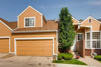 Arvada Condo/Townhouse Under Contract: 6465 Yank Court #B