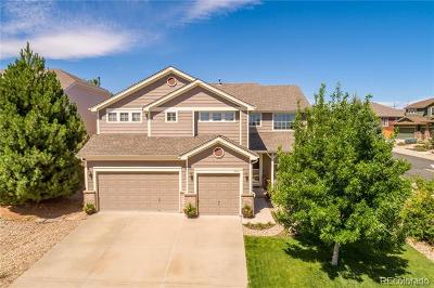 Castle Rock Single Family Home Active: 7421 Pyrite Court