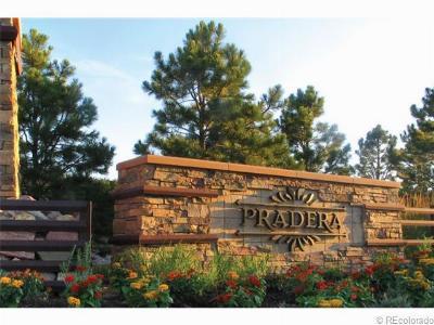 Pradara, Pradera Residential Lots & Land Active: 4875 Bandera Place