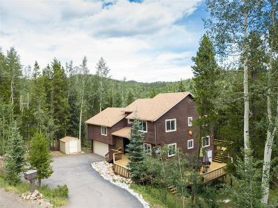 Conifer Single Family Home Under Contract: 11512 Hannah Drive
