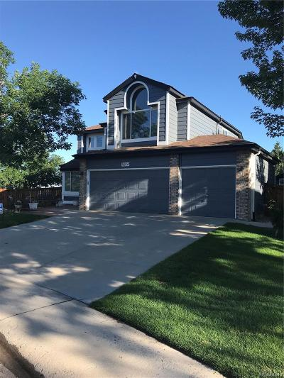 Highlands Ranch Single Family Home Under Contract: 9514 Golden Eagle Place