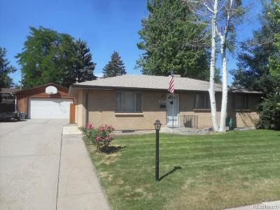 Centennial Single Family Home Active: 6579 South Kit Carson Street