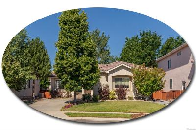 Broomfield Single Family Home Active: 13945 Sandtrap Circle