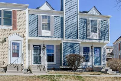 Jefferson County Condo/Townhouse Active: 9467 West Ontario Drive