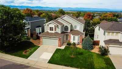 Highlands Ranch Single Family Home Under Contract: 7042 Mountain Brush Circle