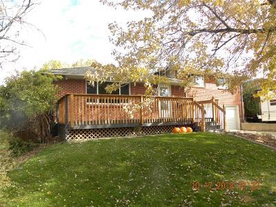 Aurora Single Family Home Active: 532 Galena Street
