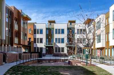 Highland Condo/Townhouse Active: 1949 West 34th Avenue