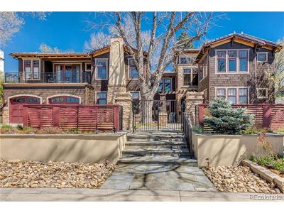 Denver Single Family Home Active: 60 Clermont Street