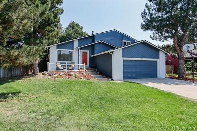 Centennial Single Family Home Under Contract: 5290 South Ventura Way