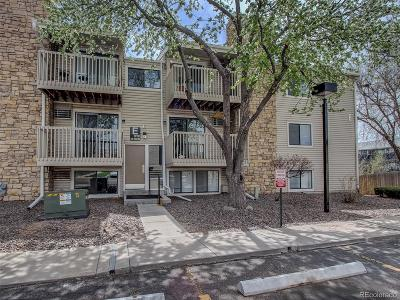 Lakewood Condo/Townhouse Under Contract: 381 South Ames St #E207
