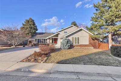 Centennial Single Family Home Active: 5179 East Links Circle