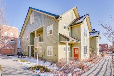 Arvada Condo/Townhouse Active: 5420 Allison Street #200