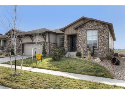 Douglas County Single Family Home Active: 23030 East Del Norte Circle