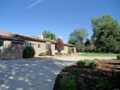 Lakewood Single Family Home Active: 9400 Lombardy Lane
