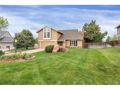 Willow Creek Single Family Home Active: 7641 South Ulster Court