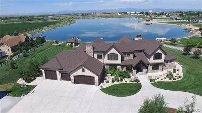Greeley Single Family Home Active: 12710 Shiloh Road