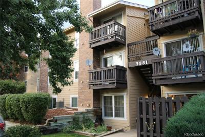 Arvada Condo/Townhouse Active: 7881 Allison Way #101