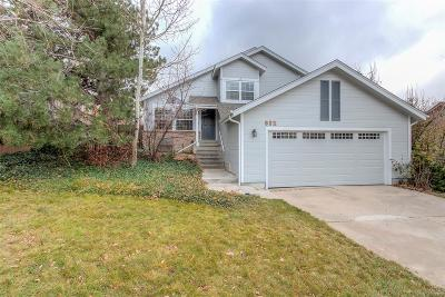 Highlands Ranch Single Family Home Active: 982 Thames Street