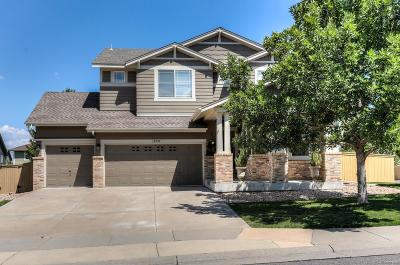 Highlands Ranch Single Family Home Active: 10545 Wagon Box Circle