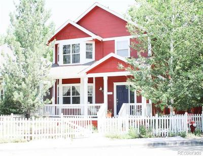 Longmont CO Single Family Home Active: $524,900