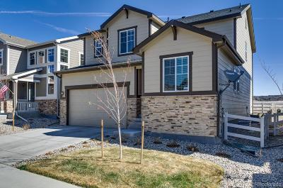 Castle Rock CO Single Family Home Active: $510,000