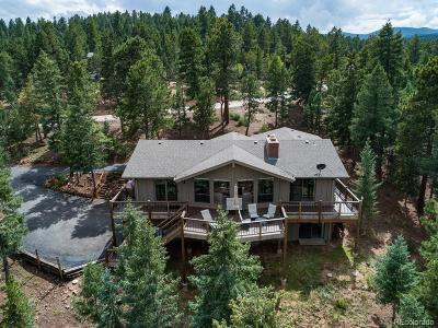 Evergreen Single Family Home Under Contract: 27991 Bonanza Drive