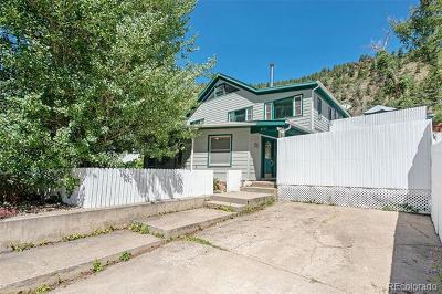 Clear Creek County Single Family Home Active: 2130 Riverside Drive