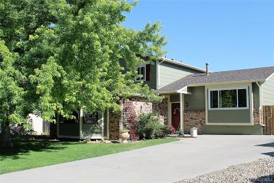 Single Family Home Under Contract: 2560 East 100th Way