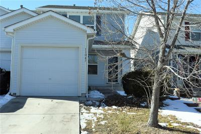 Northglenn Condo/Townhouse Under Contract: 11047 Claude Court